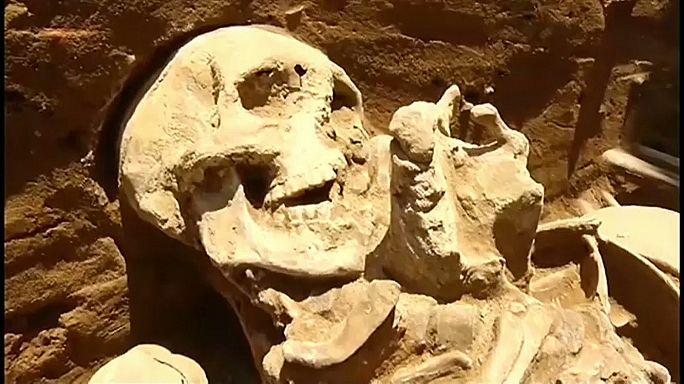 Descoberto túmulo de civilização anterior à dos Incas