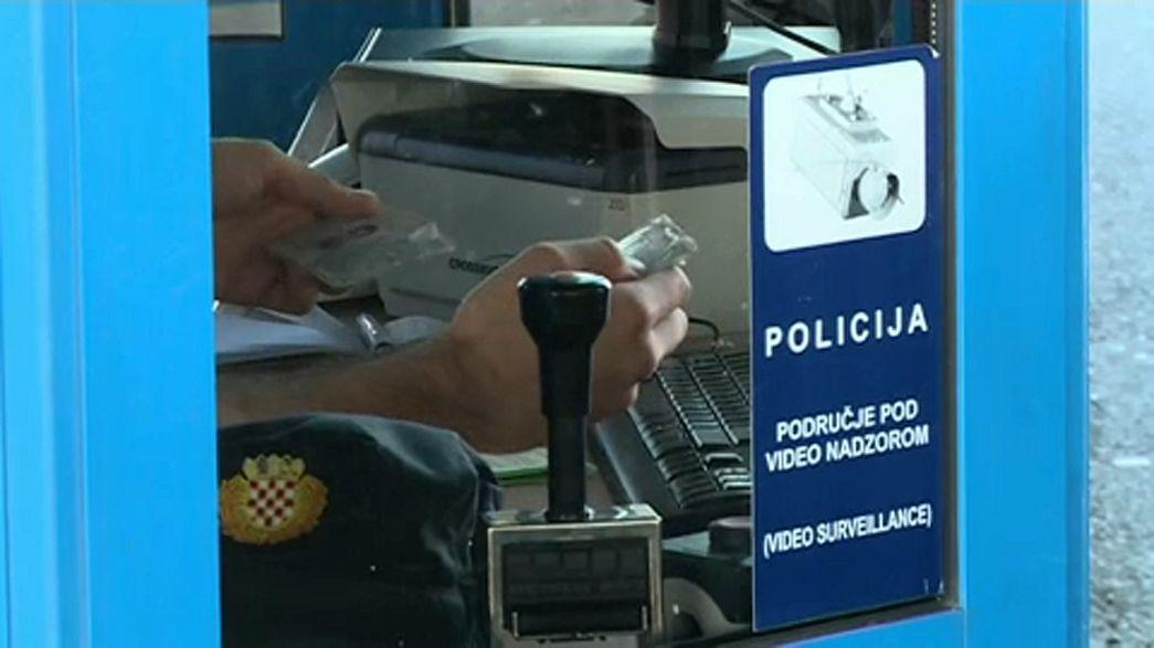 Retour des contrôles frontaliers face au terrorisme