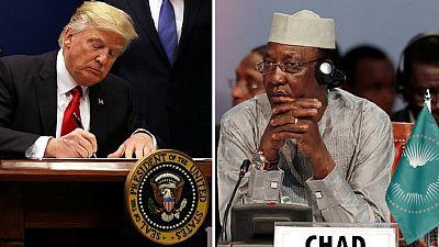 Décret migratoire de Trump : l'administration américaine divisée sur le dossier tchadien