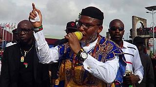Biafra leader Kanu still 'missing' as govt gazettes IPOB terrorism status