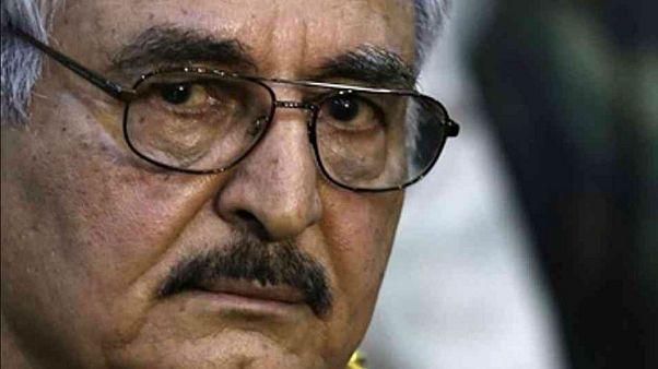 Italia chiama Libia. Khalifa Haftar a Roma