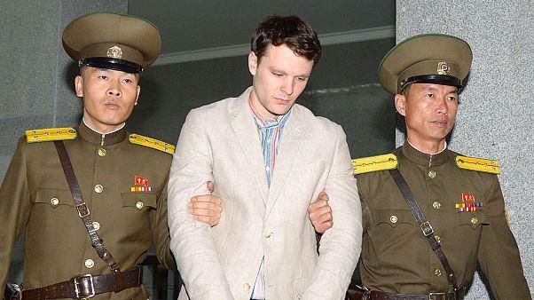 Ailesi: Kuzey Kore rejimi Otto Warmbier'e sistematik işkence uyguladı