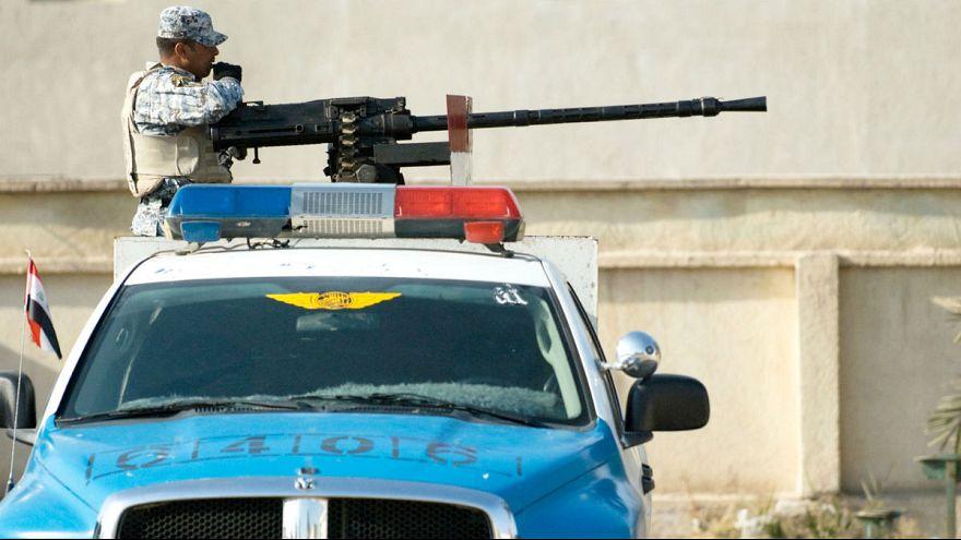 حملات خونبار داعش به نیروهای دولتی عراق در رمادی