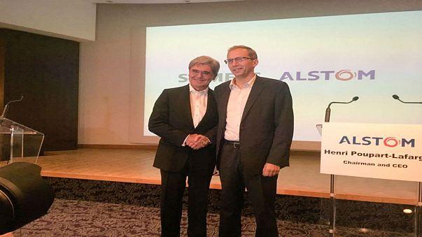 اندماج سيمنس وألستوم: عملاق صناعي جديد في الاتحاد الأوروبي