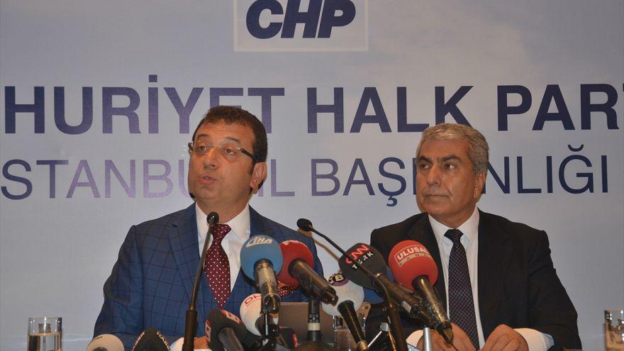 CHP'nin İstanbul büyükşehir belediye başkan adayı belli oldu