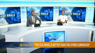 'CFA franc is better for now'- ECOWAS President [The Morning Call]