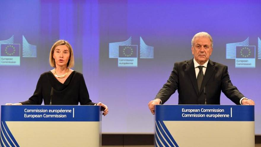 EU mulls bringing back border controls to tackle security threats