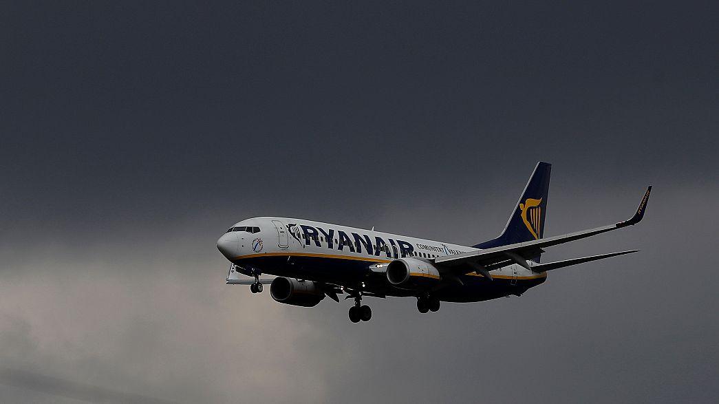 Nuevas cancelaciones masivas de Ryanair para este invierno