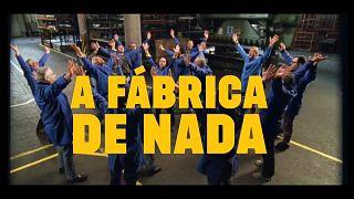 """A fábrica de nada"" chega aos ecrãs portugueses"