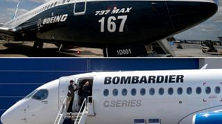 """Большой удар"" для Bombardier"