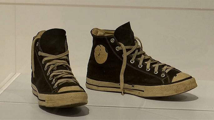 Converse All Stars goes to the museum!