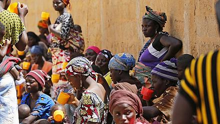 Health workers race to contain cholera outbreak in northeast Nigeria [no comment]
