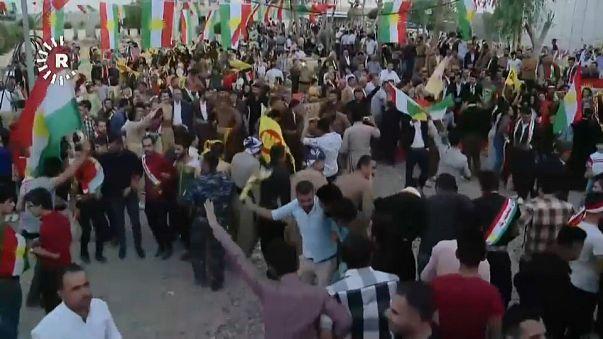Kurd népszavazás: a választók 92 százaléka Kurdisztán függetlenségét szeretné