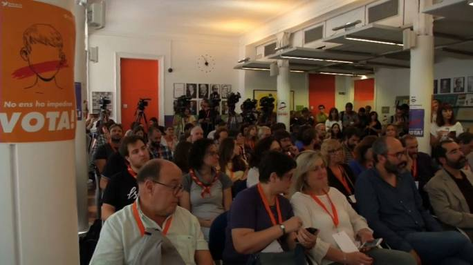 Catalogne : l'école, l'alternative au bureau de vote ?