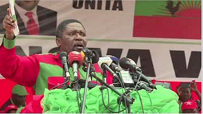 Angola : le chef du principal parti d'opposition annonce son départ
