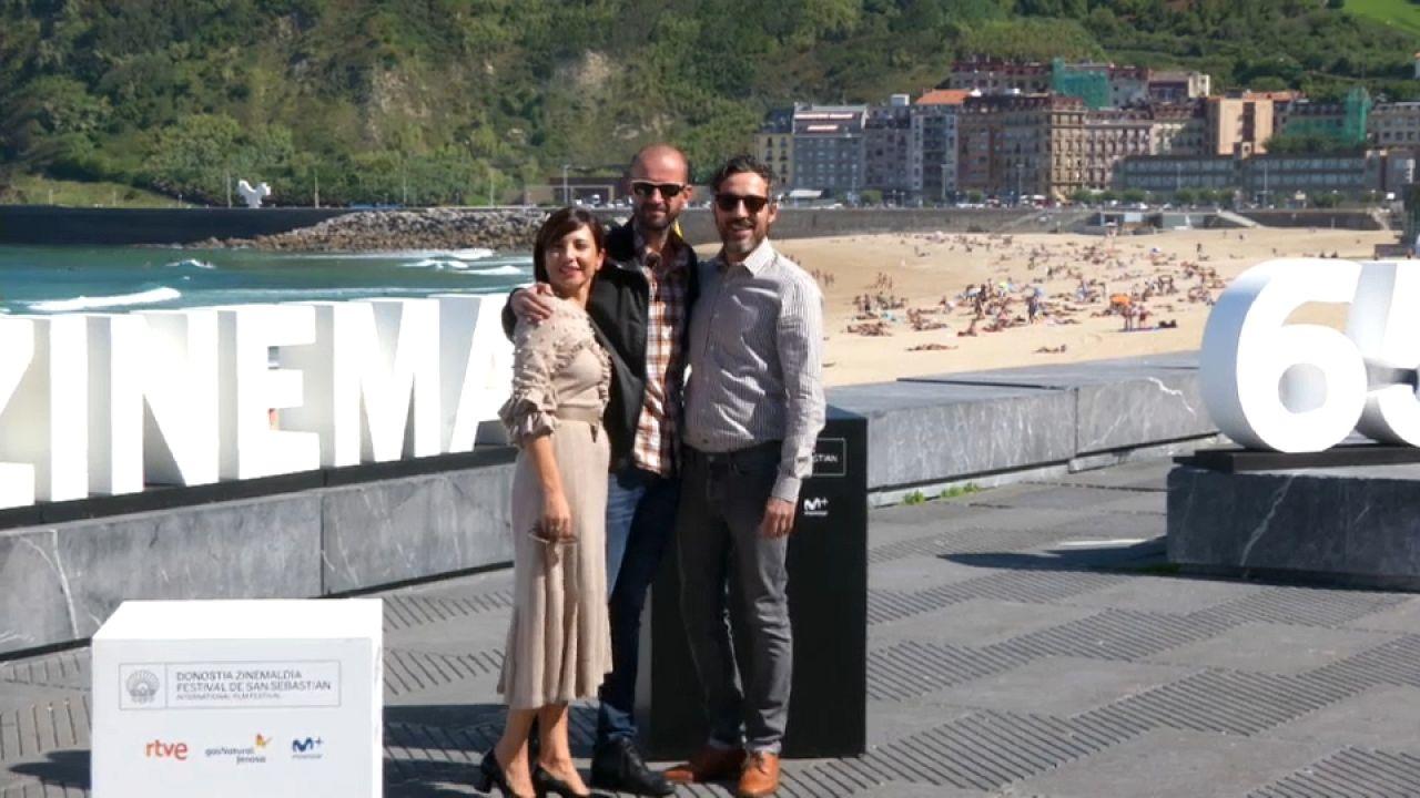 'Morir' el nuevo filme de Fernando Franco en San Sebastián