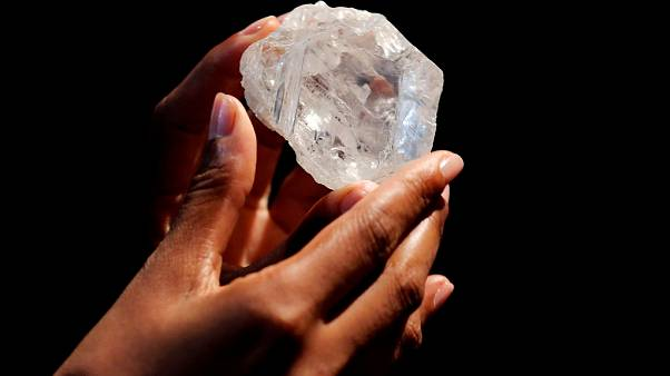 1,109-carat uncut diamond from Botswana mine sells for $53 million