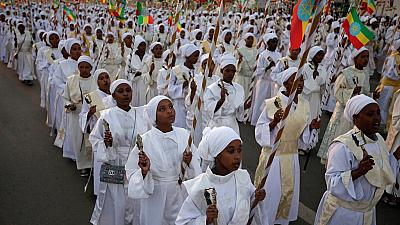 Ethiopians celebrate Meskel festival commemorating discovery of Christ's cross