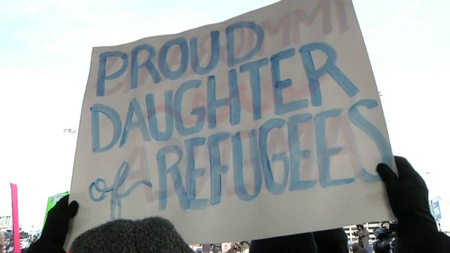 ABD gelecek seneki mülteci kotasını 45 bine düşürüyor