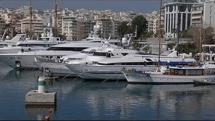 Türk gemilerine Yunan adaları yasağı