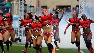 ABD: Diz çökme protestosuna kadın oyunculardan rest