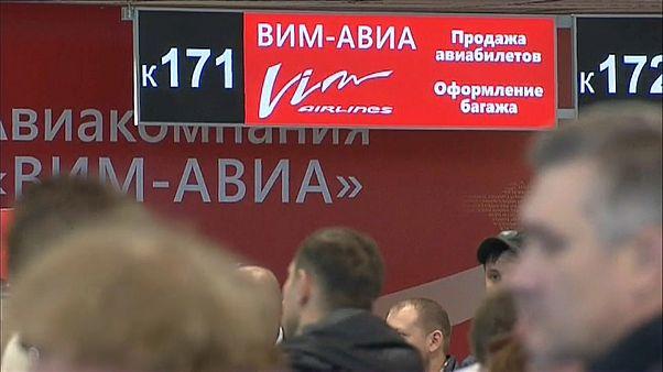 Csődben az egyik legnagyobb orosz légitársaság