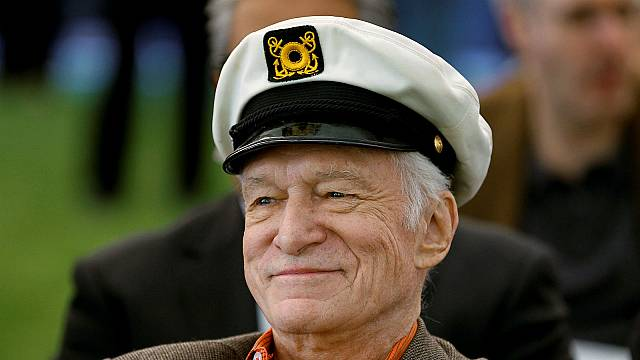 11 things you didn't know about Hugh Hefner