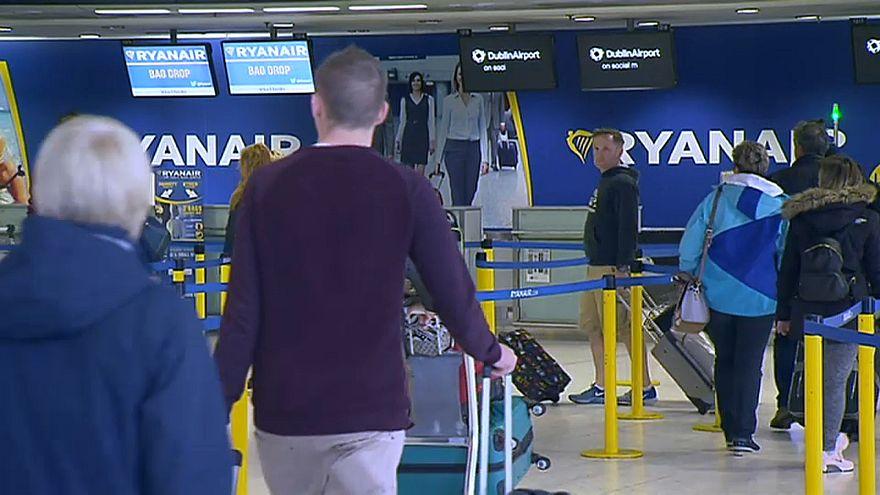 Ryanair, acusada de vulnerar los derechos de sus pasajeros afectados por las cancelaciones