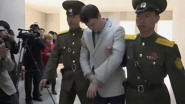 Wurde Otto Warmbier in Nordkorea gefoltert?