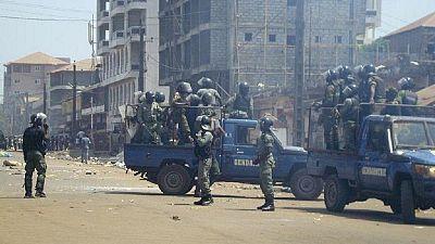 Guinée : foule à l'inhumation de deux opposants tués par les forces de l'ordre