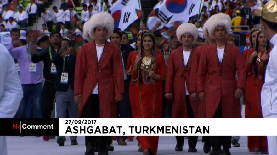 Азиатские игры: церемония закрытия