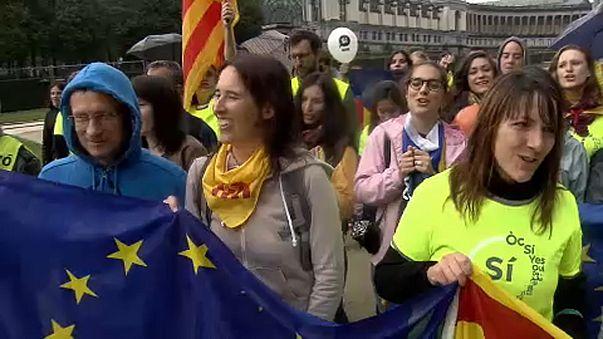 La Catalogne se cherche des alliés à Bruxelles