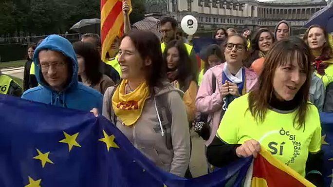 السلطات الكاتالونية  تغازل المؤسسات الأوروبية  بشأن الاستفتاء  على الاستقلال