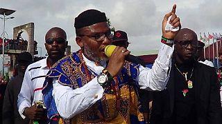 Nigeria : les indépendantistes biafrais inquiets pour leur leader, disparu depuis le 11 septembre