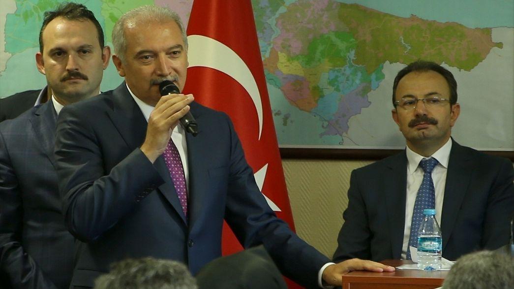 AK Parti'nin İstanbul büyükşehir belediye adayı belli oldu