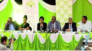 Kenya : la Commission électorale rencontre les responsables des partis