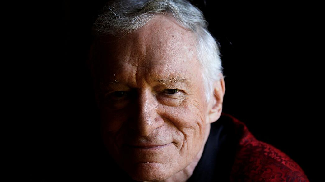 Hugh Hefner: a life spent in the naked eye