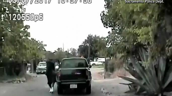 US police release footage of deadly shooting