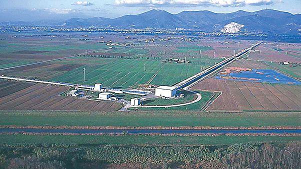 Des ondes gravitationnelles détectées pour la première fois en Europe