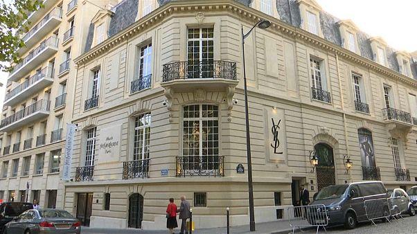 Yves Saint Laurent's Paris atelier opens up to public