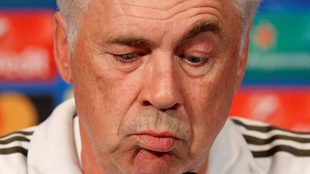 Ancelotti despedido do Bayern de Munique