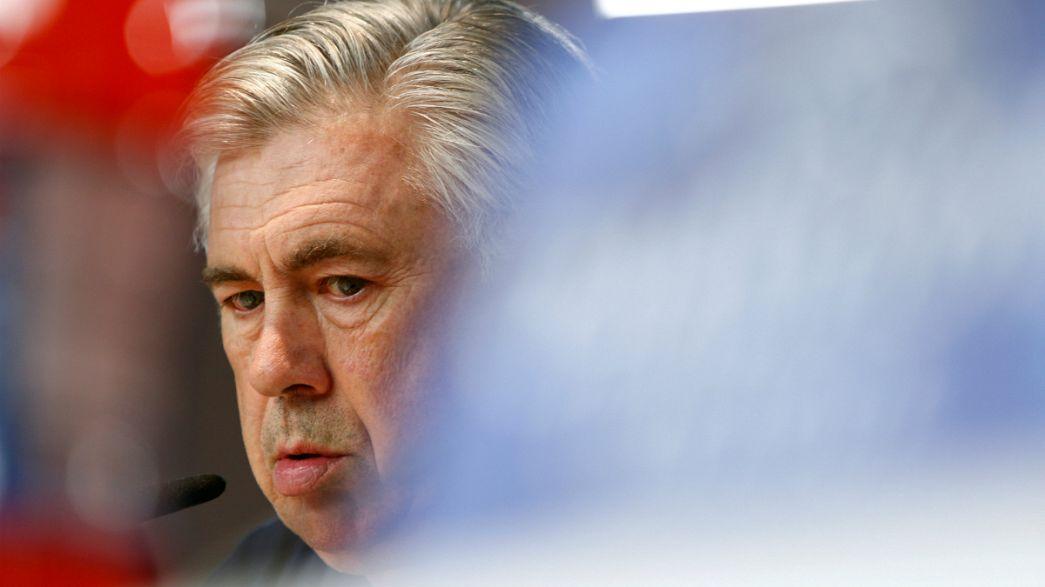Bayern Münih'in hocası Ancelotti'nin görevine son verildi