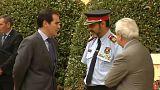 El Govern deja en el aire qué harán los mossos el 1-O
