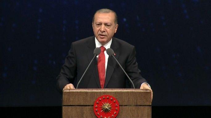 Erdoğan'dan ABD ve IKBY'ye mesaj