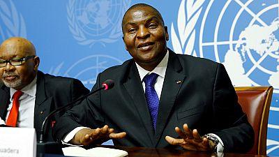 """Pour le président centrafricain, génocide est un """"mot très fort"""""""
