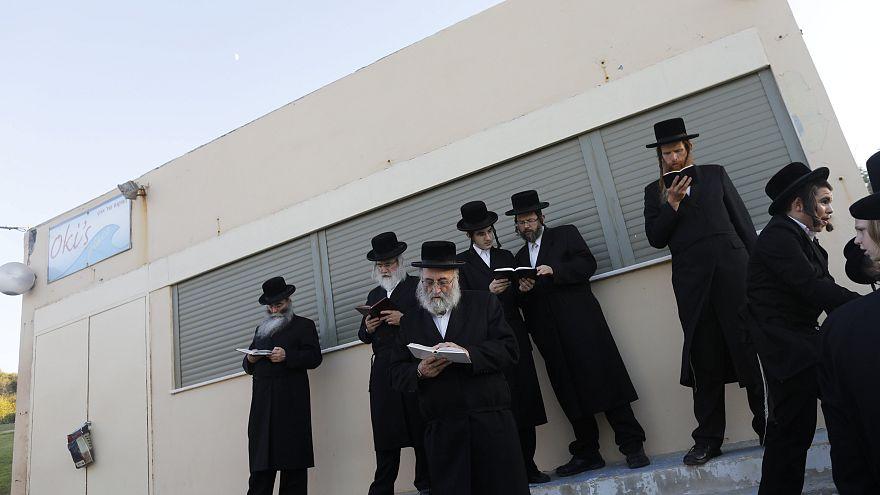 Yahudiler Kaparot ayinine başladı