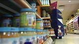 Μολυσμένες παιδικές τροφές στα ράφια σούπερ μάρκετ