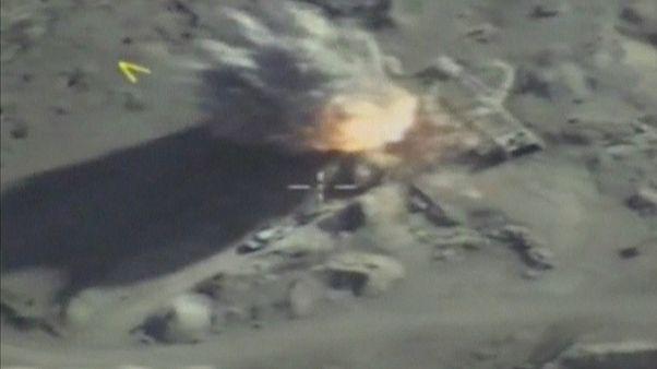 مخالفان اسد: حملات روسیه به ادلب دستکم ۱۵۰ کشته بر جا گذاشته است