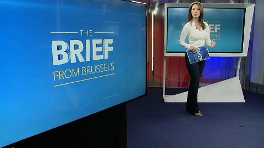 """""""The Brief"""" aborda el encuentro Macron-Merkel en cumbre de Tallin"""