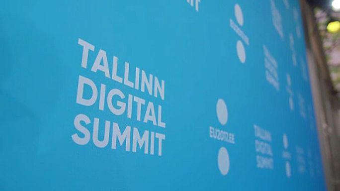 Macron tête d'affiche du sommet de Tallinn